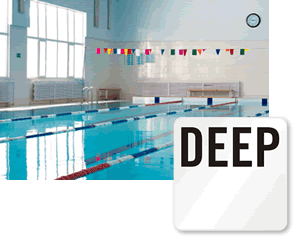 Pool Tile Messages