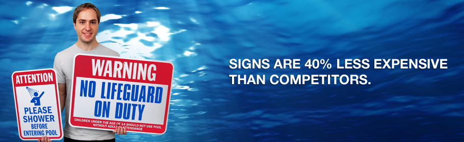 Swimming Pool Signs Pool Signs