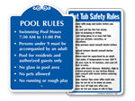 Free Pool Signs