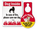 Pets Inside Stickers
