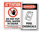 Pool Maintenance and Chemical