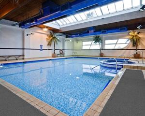 Frontier poolside mat