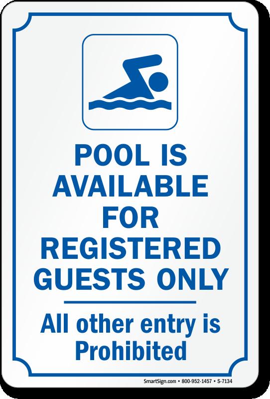 zoom price buy - Pool Signs