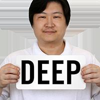 Deep Pool Depth Marker