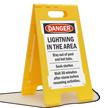 Floorboss Xl™ Free-Standing Sign