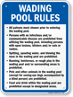 Wading Pool Rules for Rhode Island