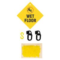 Wet Floor Sign, Janitorial Kit