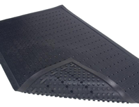 Anti-Fatigue Mat With Drainage Holes For Wet Areas